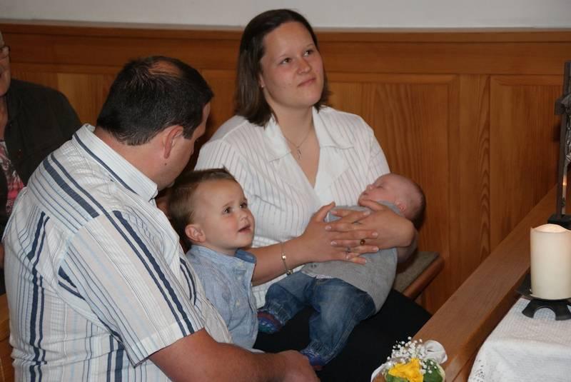 Taufe vom Simon 20